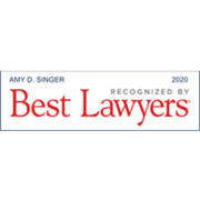 Amy Singer Best Lawyers 2020