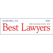Allen Dell Best Lawyers 2020