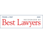 Sandy Rief Best Lawyers 2020