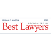 Miriam Mason Best Lawyers 2020