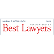 Marian McCulloch Best Lawyers 2020