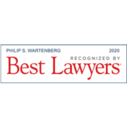 Philip Wartenberg Best Lawyers 2020